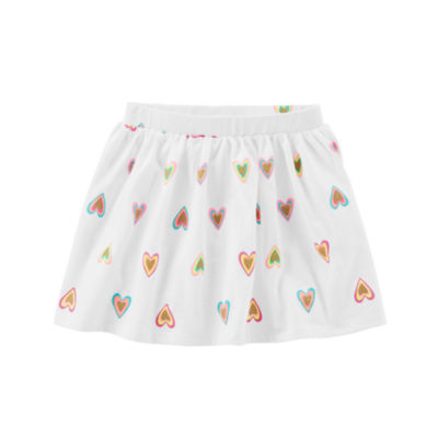 Carter's Flared Skirt - Baby Girls