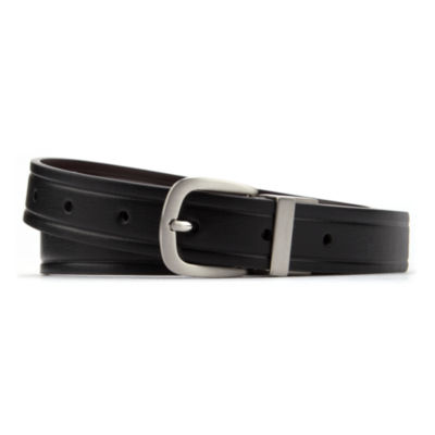 Van Heusen Embossed Edge Reversible Belt