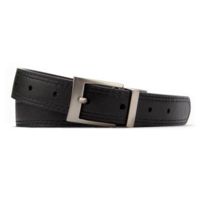 Van Heusen Contrast Stitch Reversible Belt Reversible Belt