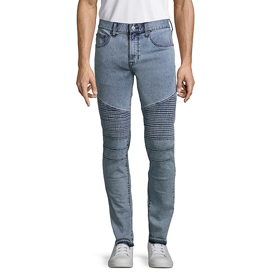 huge discount 751e1 082ab Arizona Mens Skinny Fit Jean