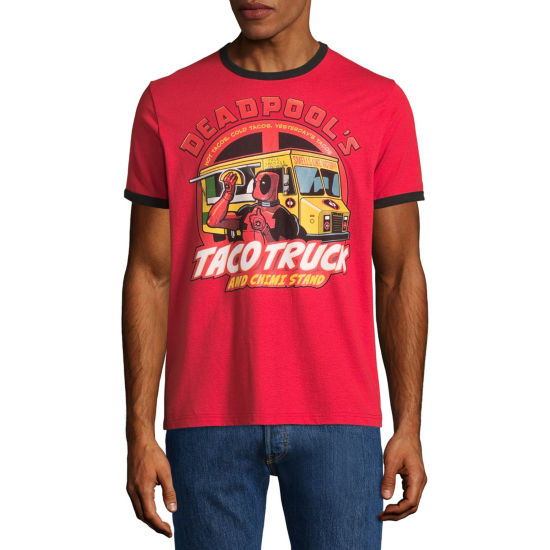 Deadpool Taco Truck Tee Graphic Tee
