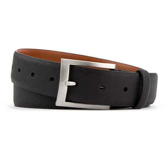 Van Heusen® Saffiano Leather Flex Stretch Belt