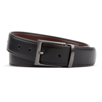 Van Heusen Mens Reversible Stretch Belt