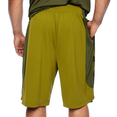 The Foundry Big & Tall Supply Co. Mens Elastic Waist Workout Shorts - Big and Tall