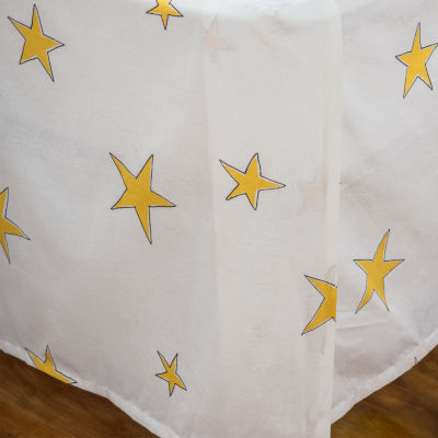 Rizzy Home Angela Star Bed Skirt