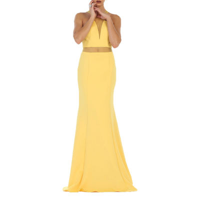 Simple Yet Gorgeous Long Pageant Dress