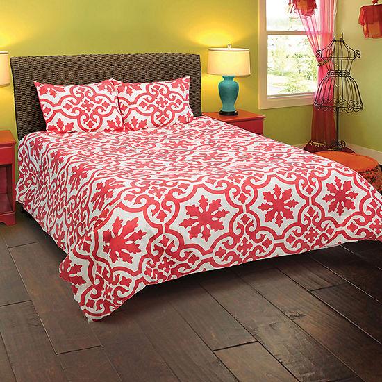 Rizzy Home Lucas Moroccan Tile Riz Kidz Comforter Set