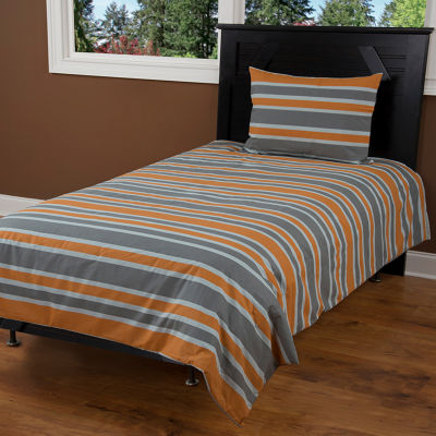 Rizzy Home Spencer Stripe Riz Kidz Comforter Set