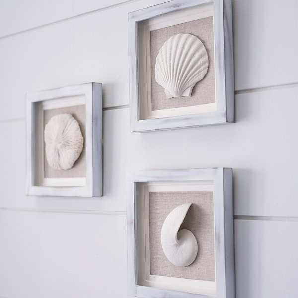JCPenney Home 3-pc. Beach + Nautical Wall Sculpture