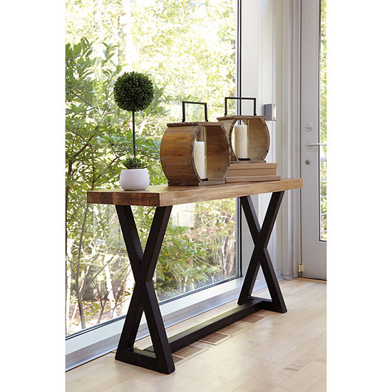 Signature Design by Ashley® Wesling Sofa Table