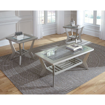 Signature Design by Ashley® 3-Piece Brenweer Coffee Table Set