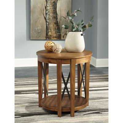 Signature Design by Ashley® Emilander Round End Table