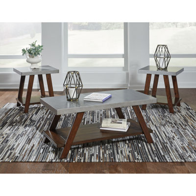 Signature Design by Ashley® 3-Piece Bellenteen Coffee Table Set