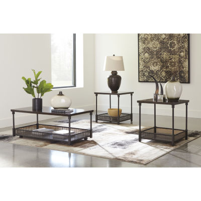 Signature Design by Ashley® 3-Piece Kalmiski Coffee Table Set