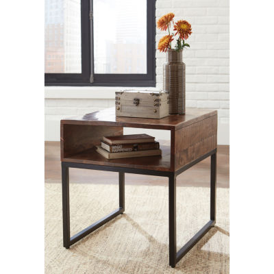 Signature Design by Ashley® Hirvanton Rectangular End Table