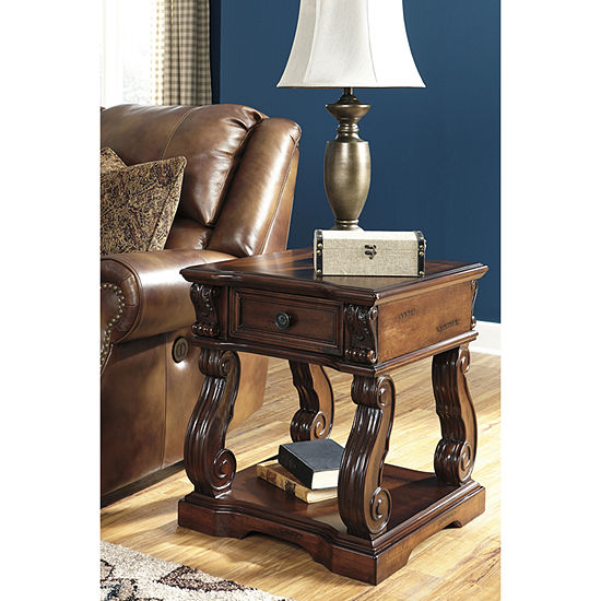 Jcpenney Table: Signature Design By Ashley® Alymere Square End Table