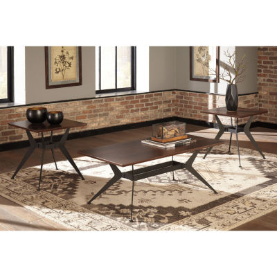 Signature Design By Ashley® 3 Piece Liamburg Coffee Table Set