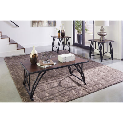 Signature Design by Ashley® 3-Piece Barnallow Coffee Table Set