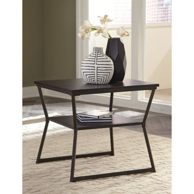 Signature Design by Ashley® Vallodee Rectangular End Table