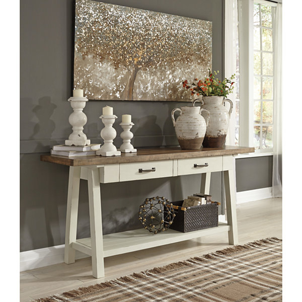 Signature Design by Ashley® Stownbranner Sofa Table