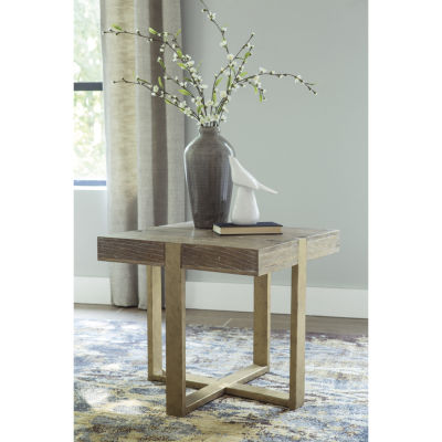 Signature Design by Ashley® Paluxy Square End Table