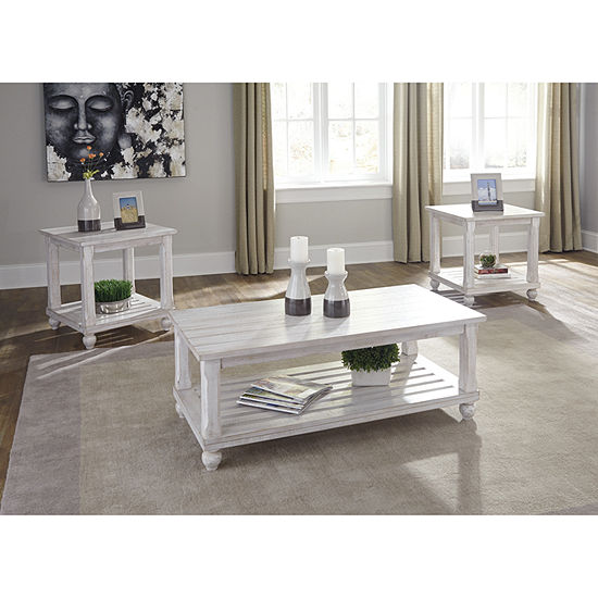 Signature Design by Ashley® 3-Piece Cloudhurst Coffee Table Set