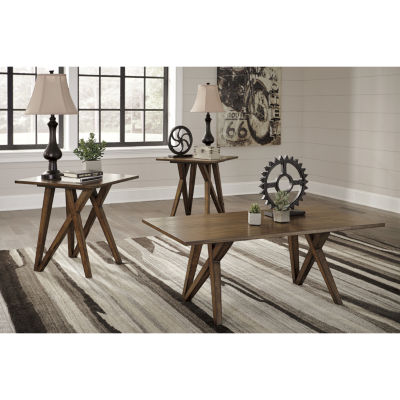Signature Design by Ashley® 3-Piece Wixenton Coffee Table Set