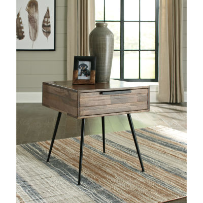 Signature Design by Ashley® Karmont Square End Table