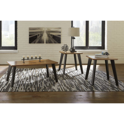 Signature Design by Ashley® 3-Piece Golander Coffee Table Set