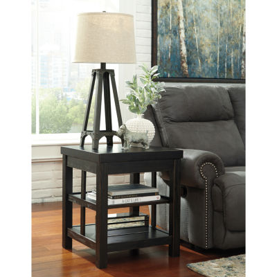 Signature Design by Ashley® Gavelston Square End Table
