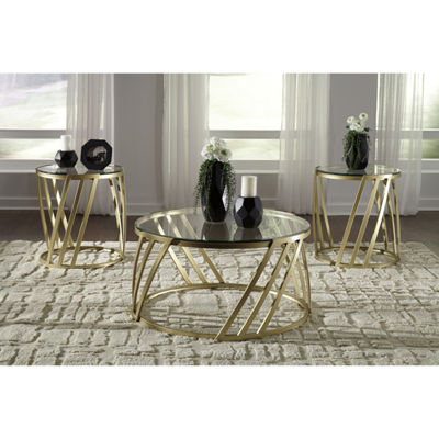 Signature Design by Ashley® 3-Piece Austiny Coffee Table Set