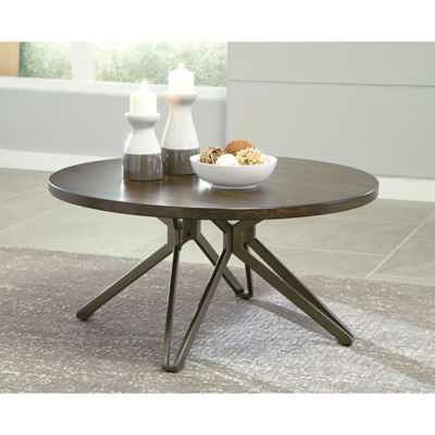 Signature Design by Ashley® Tavonni Round Cocktail Table