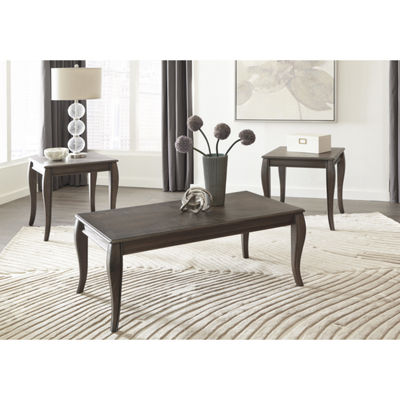Signature Design by Ashley® 3-Piece Vintelli Coffee Table Set
