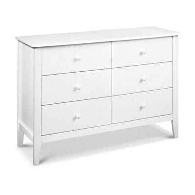 Carter's Morgan 6-Drawer Nursery Dresser