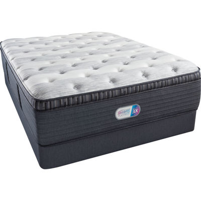 Simmons® Beautyrest® Platinum® Fullerton Luxury Firm Pillow-Top - Mattress + Box Spring