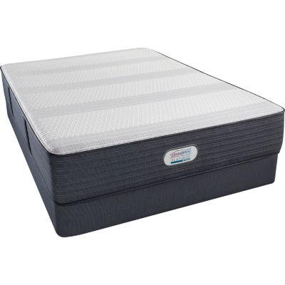 Simmons® Beautyrest® Platinum® Hansberry Plush Tight-Top Hybrid - Mattress + Box Spring