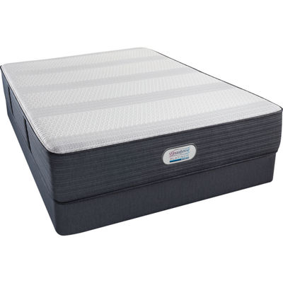 Simmons® Beautyrest® Platinum® Latimer Extra Firm Tight-Top Hybrid - Mattress + Box Spring
