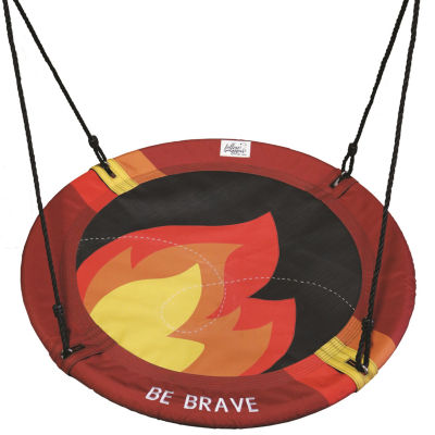 M&M Sales Enterprises Adventure Swing Be Brave