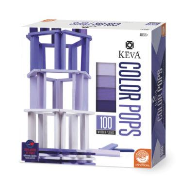 MindWare KEVA Color Pops - Purple