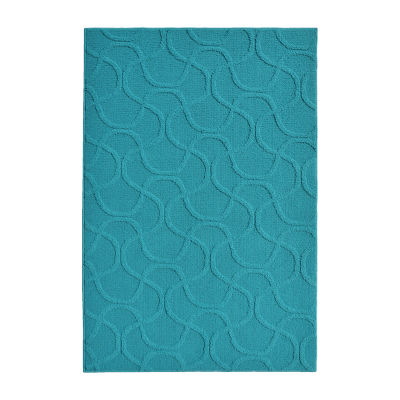 Garland Rug Brentwood Drizzle Rectangular Area Rug