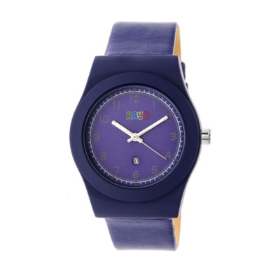 Crayo Unisex Purple Strap Watch-Cracr4103