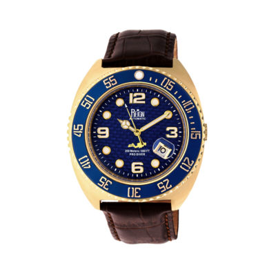 Reign Unisex Brown Strap Watch-Reirn4906