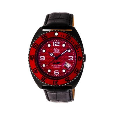 Reign Unisex Black Strap Watch-Reirn4907