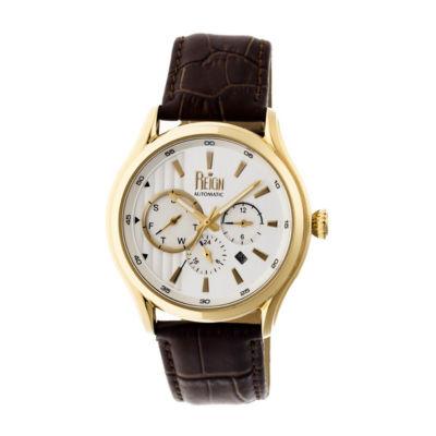 Reign Unisex Brown Strap Watch-Reirn1502