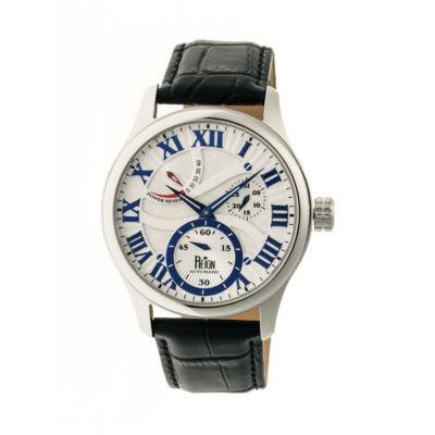 Reign Unisex Black Strap Watch-Reirn1601