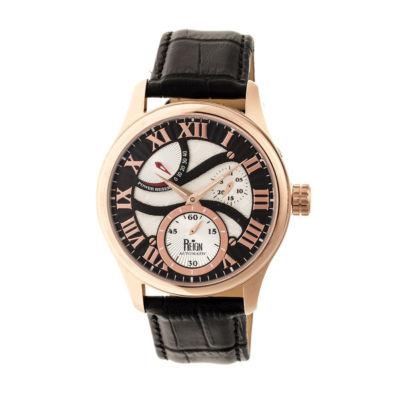Reign Unisex Brown Strap Watch-Reirn1606