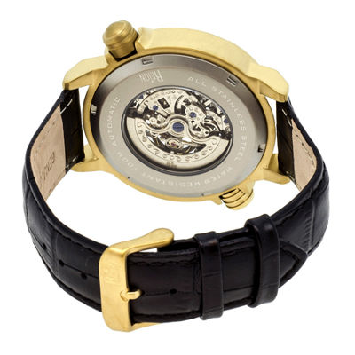 Reign Unisex Black Strap Watch-Reirn2105