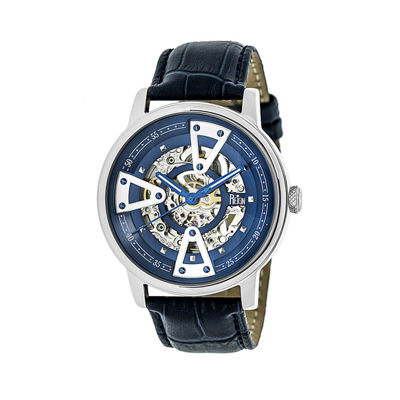 Reign Unisex Blue Strap Watch-Reirn3603