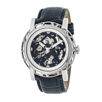 Reign Unisex Blue Strap Watch-Reirn3702