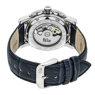 Reign Unisex Blue Strap Watch-Reirn3702